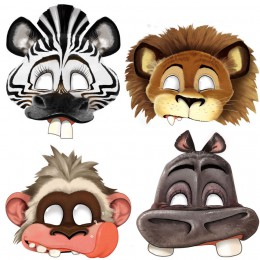 DIERENMASKERS_characters