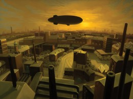 hisko-hulsing-junkyard-zeppelin-over-city