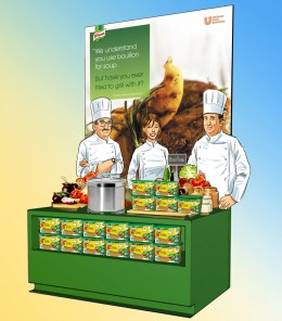 KNORR_stand