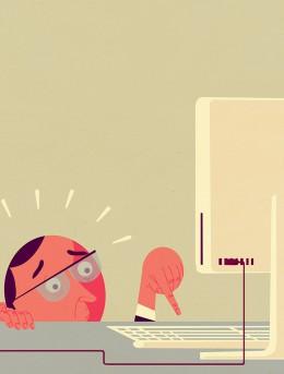 emanuel-wiemans-illustratie-man-onder-bureau