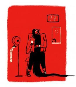 emanuel-wiemans-illustratie-wachtruimte-man-baard
