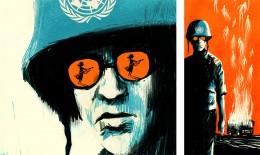 Emanuel Wiemans illustratie VN Playboy artikel