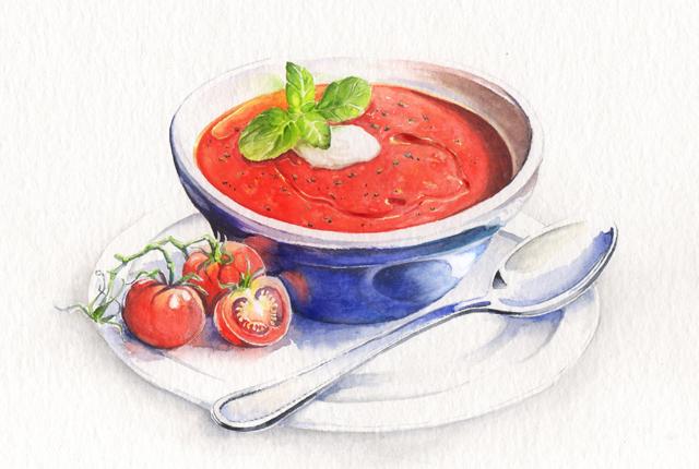 sarina-aquarel-soep