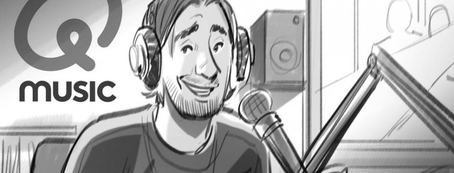 perry hamberg qmusic storyboard-het geluid