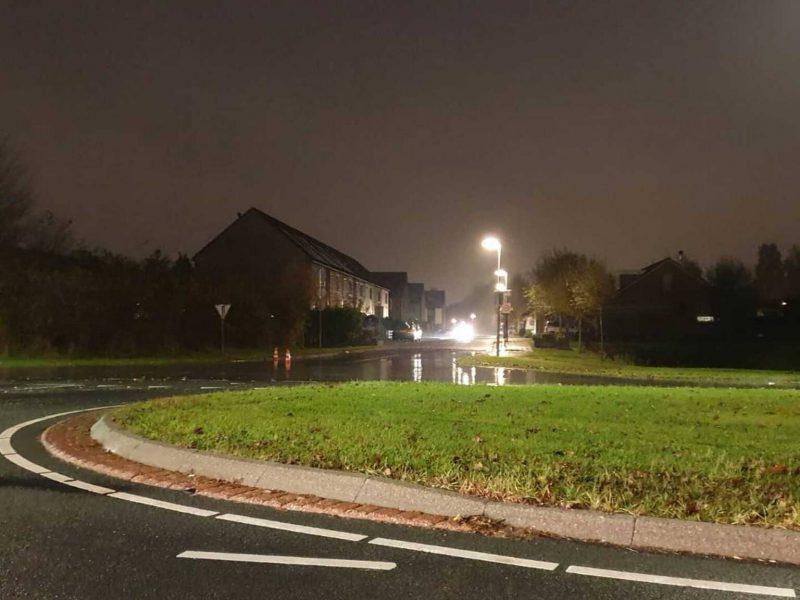 Deel Lelystad zonder water na leidingbreuk